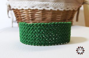 Macramotiv micro-macrame pattern tutorial DIY knotted bracelet squres how to make macrame makramé migramah instructions steps step-by-step knotting